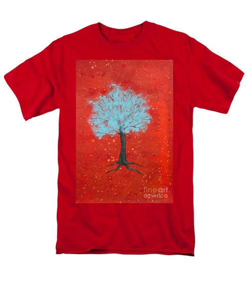 Nuclear Winter Men's T-Shirt  (Regular Fit) by Stefanie Forck