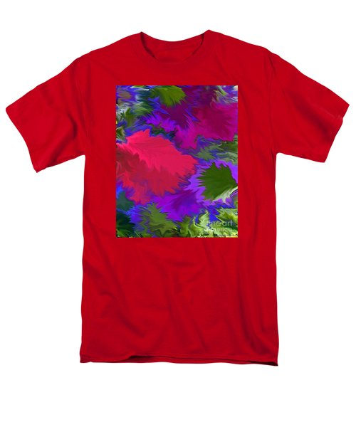 Men's T-Shirt  (Regular Fit) featuring the photograph Tropicana by Patricia Griffin Brett