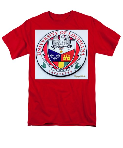 Men's T-Shirt  (Regular Fit) featuring the photograph Ul Seal by Gregory Daley  PPSA