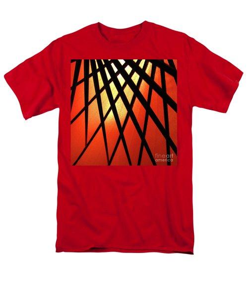 Men's T-Shirt  (Regular Fit) featuring the photograph Umbrella 1 by CML Brown