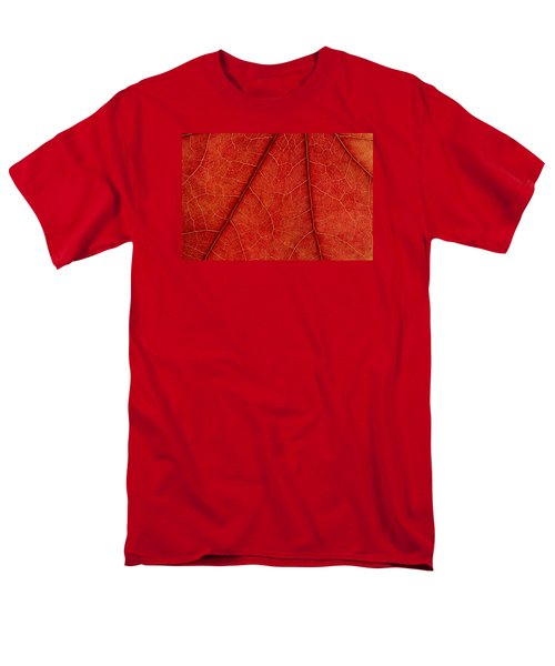 Men's T-Shirt  (Regular Fit) featuring the photograph Vains by Chevy Fleet