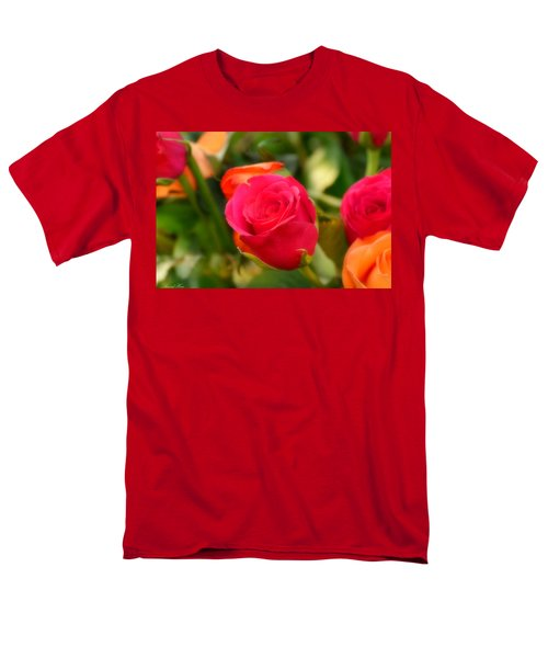 Valentines Day Men's T-Shirt  (Regular Fit) by Bernd Hau