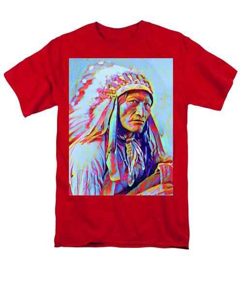 White Cloud Men's T-Shirt  (Regular Fit) by Gary Grayson