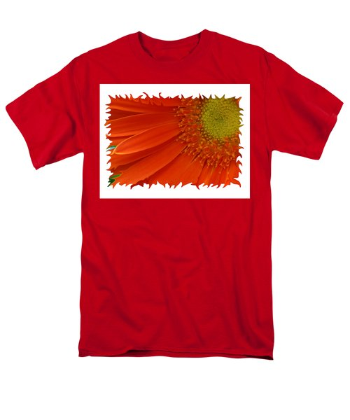 Wild Daisy Men's T-Shirt  (Regular Fit) by Shari Jardina