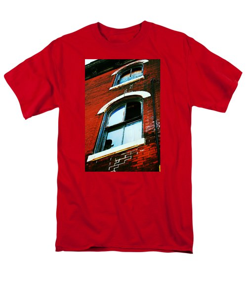Men's T-Shirt  (Regular Fit) featuring the photograph Windows by Christopher Woods