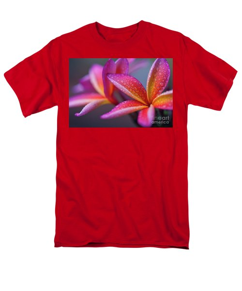 Men's T-Shirt  (Regular Fit) featuring the photograph Windows Into Nature by Sharon Mau