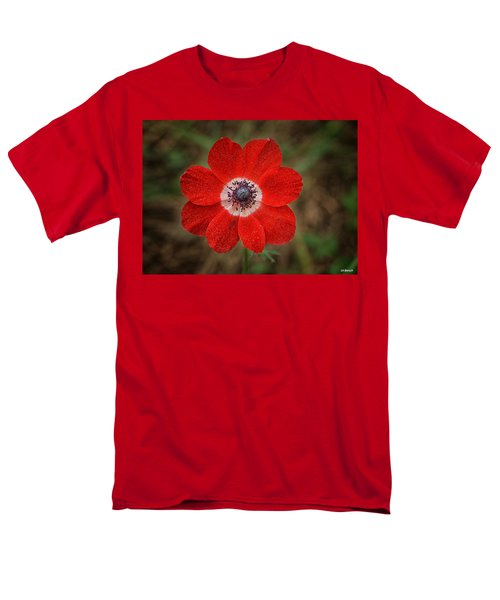 Men's T-Shirt  (Regular Fit) featuring the photograph Winter Queen by Uri Baruch