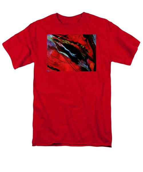 Wrap It Up Winter Men's T-Shirt  (Regular Fit) by Lisa Kaiser