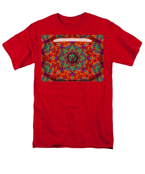 Men's T-Shirt  (Regular Fit) featuring the digital art Xmas by Robert Orinski
