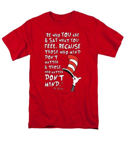 You Men's T-Shirt  (Regular Fit)