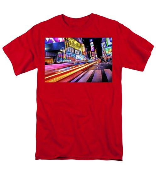 Men's T-Shirt  (Regular Fit) featuring the photograph Zip by Az Jackson