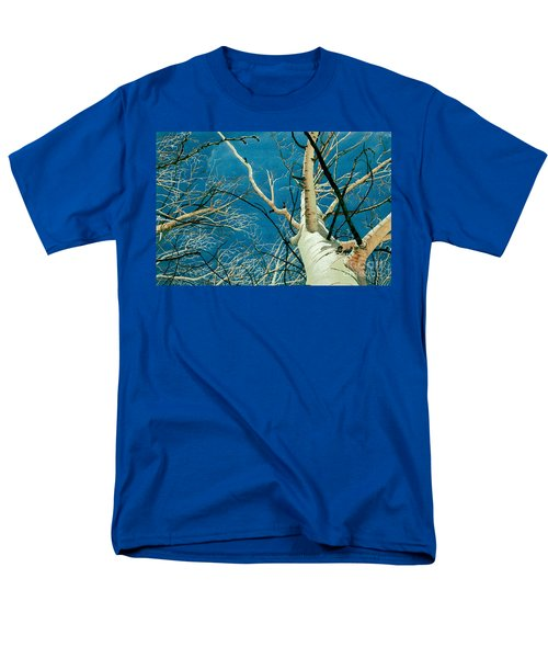 Men's T-Shirt  (Regular Fit) featuring the painting Standing Ovation 2 by Barbara Jewell