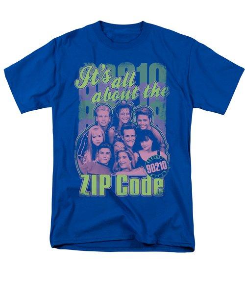 90210 - Zip Code Men's T-Shirt  (Regular Fit) by Brand A