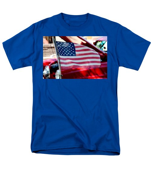 Men's T-Shirt  (Regular Fit) featuring the photograph American Dream by Toni Hopper