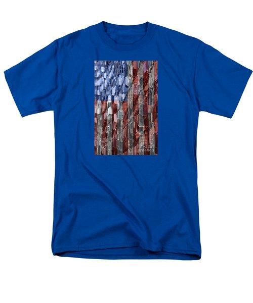 American Sacrifice Men's T-Shirt  (Regular Fit) by DJ Florek