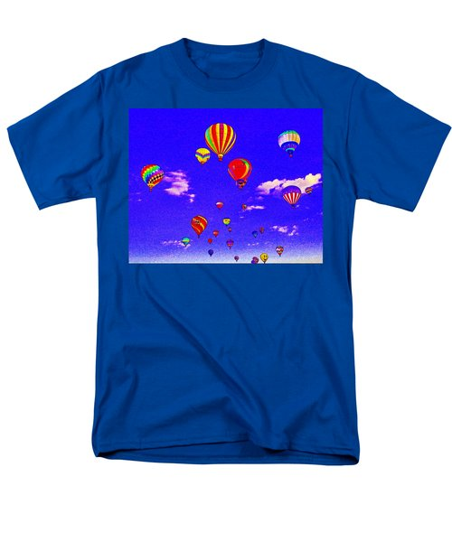 Ballon Race Men's T-Shirt  (Regular Fit) by Mustafa Abdullah