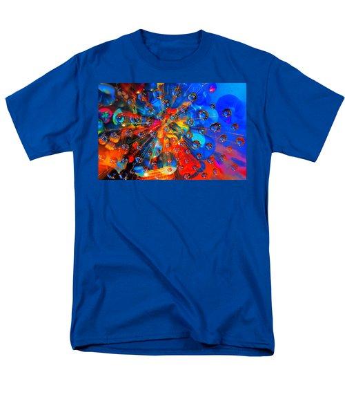 Big Bang Men's T-Shirt  (Regular Fit) by Rick Mosher