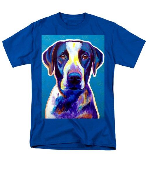 Bluetick Coonhound - Berkeley Men's T-Shirt  (Regular Fit)