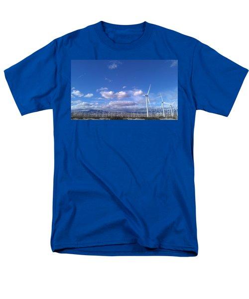 Breeze Men's T-Shirt  (Regular Fit) by Chris Tarpening