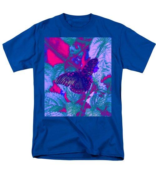 Butterfly  Men's T-Shirt  (Regular Fit) by David Mckinney