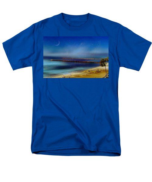 California Dreaming Men's T-Shirt  (Regular Fit) by Tammy Espino