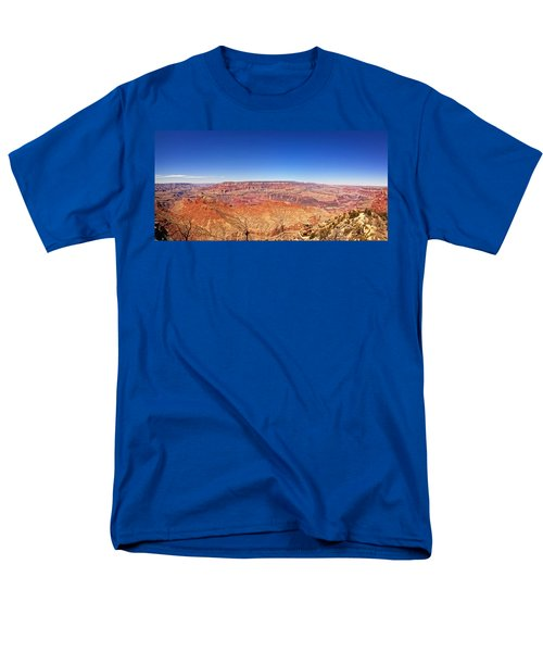 Canyon View Men's T-Shirt  (Regular Fit) by Dave Files