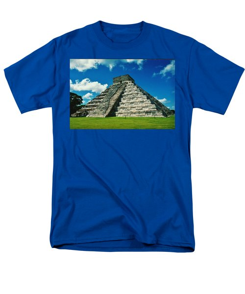 Chichen Itza Men's T-Shirt  (Regular Fit)