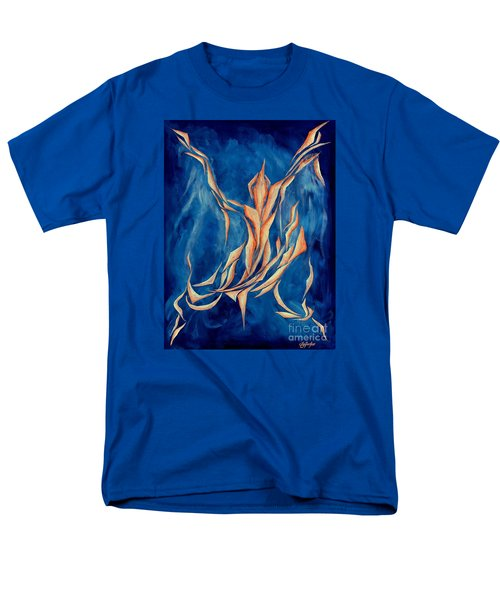 David's Angel Men's T-Shirt  (Regular Fit)