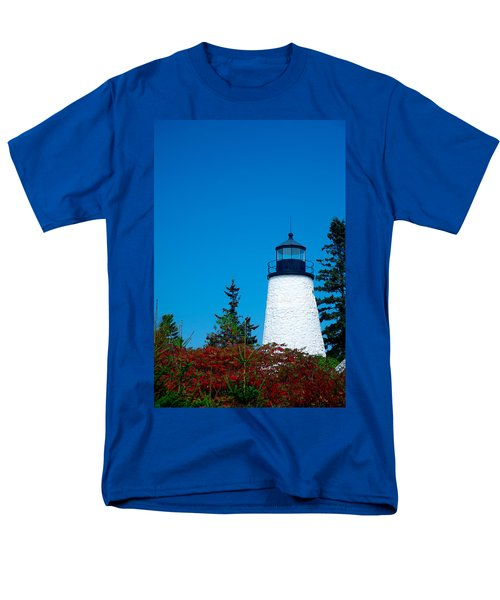 Dyce Head Lighthouse Men's T-Shirt  (Regular Fit)