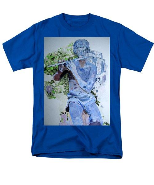 Etude Men's T-Shirt  (Regular Fit) by Sandy McIntire