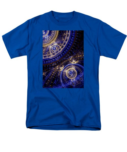 Gears Of Time Men's T-Shirt  (Regular Fit) by Martin Capek