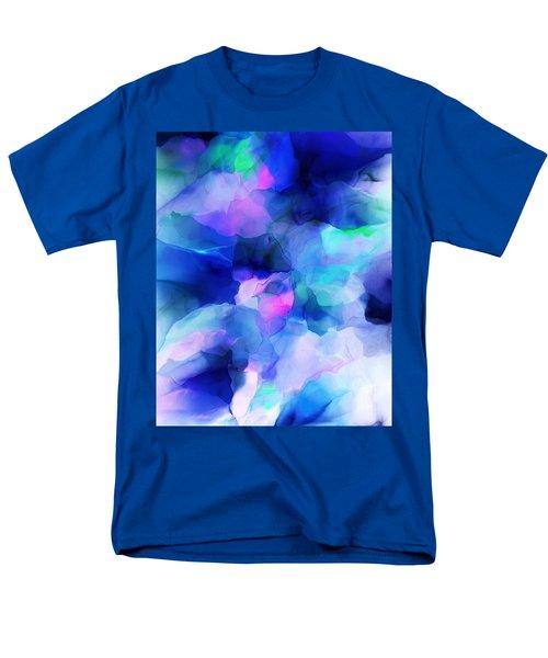 Men's T-Shirt  (Regular Fit) featuring the digital art Glory Morning by David Lane