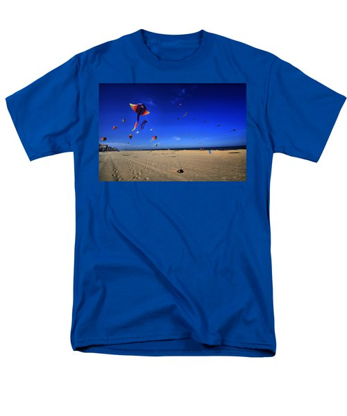 Gone Flyin Men's T-Shirt  (Regular Fit) by Robert McCubbin