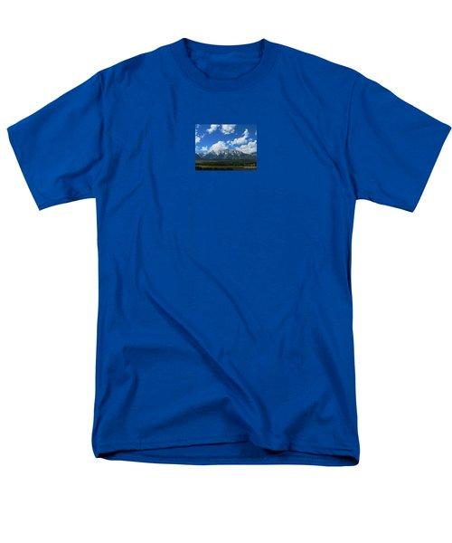 Grand Teton National Park Men's T-Shirt  (Regular Fit)