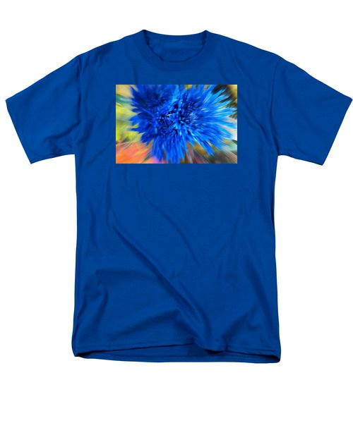 Men's T-Shirt  (Regular Fit) featuring the photograph Healing Of A Flower by Sherri  Of Palm Springs