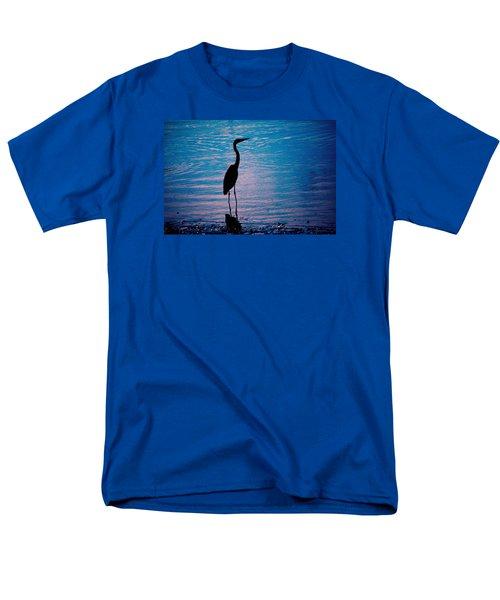 Herons Moment Men's T-Shirt  (Regular Fit)
