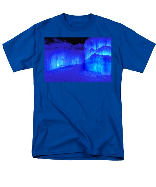 Into The Blue Men's T-Shirt  (Regular Fit) by Greg Fortier
