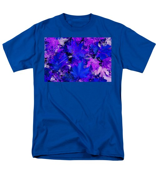 Men's T-Shirt  (Regular Fit) featuring the photograph Leaves by Aimee L Maher Photography and Art Visit ALMGallerydotcom