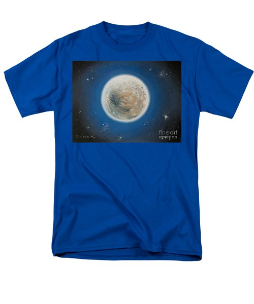 Luna Men's T-Shirt  (Regular Fit) by Katharina Filus