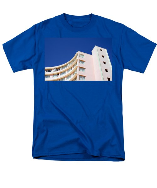 Men's T-Shirt  (Regular Fit) featuring the photograph Modern Curves by Keith Armstrong