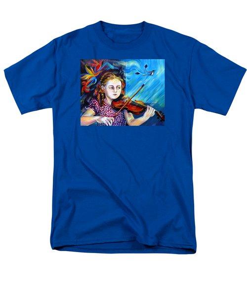 Music Lessons Men's T-Shirt  (Regular Fit)