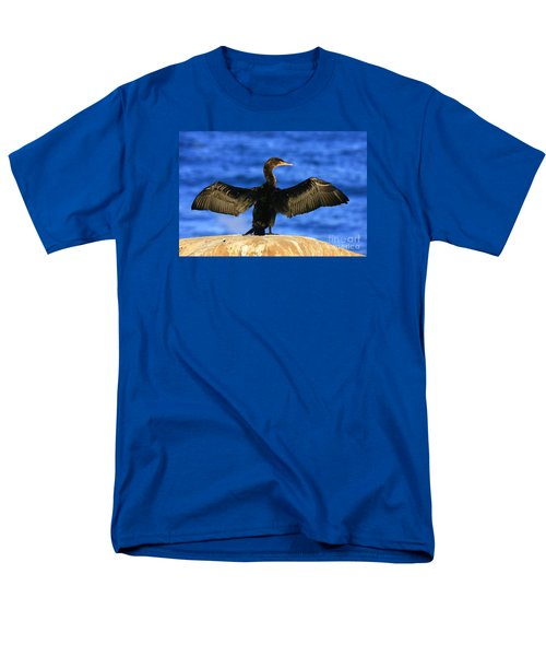 Men's T-Shirt  (Regular Fit) featuring the photograph Ocean Dreams by John F Tsumas