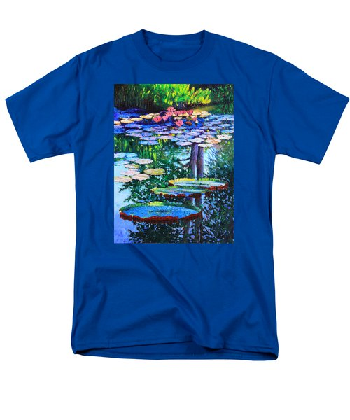 Passion For Color And Light Men's T-Shirt  (Regular Fit) by John Lautermilch