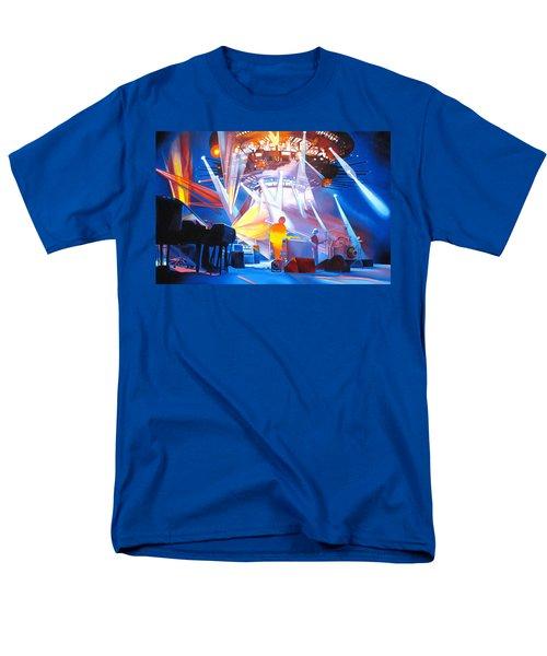 Phish-in Deep Space Men's T-Shirt  (Regular Fit) by Joshua Morton