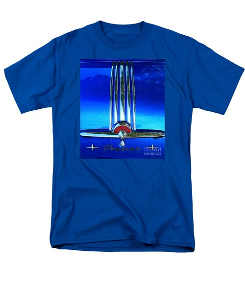 Men's T-Shirt  (Regular Fit) featuring the photograph Pontiac Eight by Linda Bianic