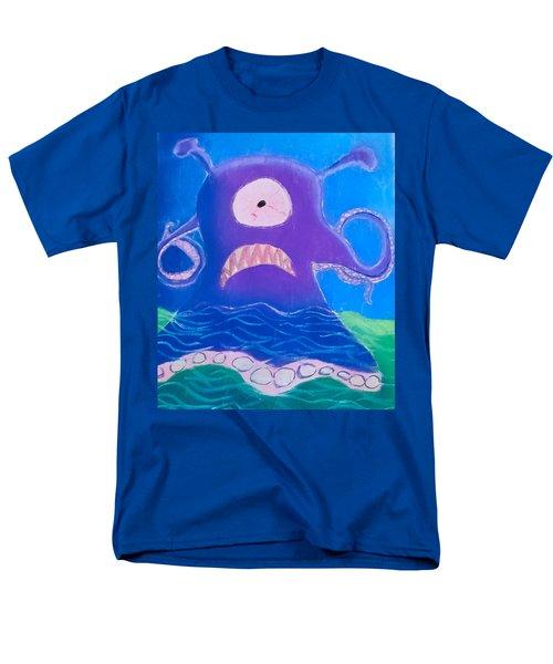 Monsterart Sludge Men's T-Shirt  (Regular Fit)
