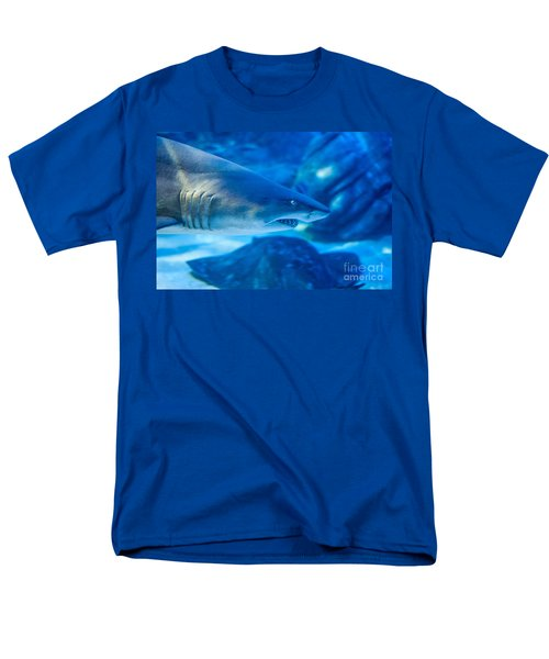 Shark Men's T-Shirt  (Regular Fit) by Ray Warren