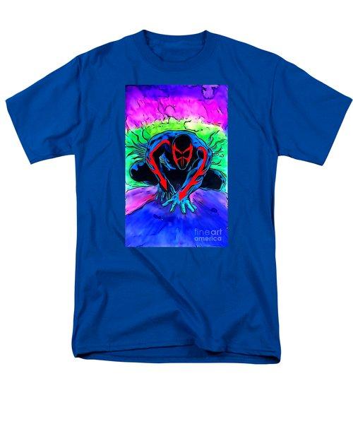 Spider-man 2099 Illustration Edition Men's T-Shirt  (Regular Fit) by Justin Moore