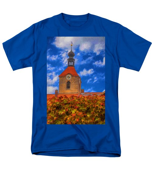 St. Jakobus - Hahnbach Men's T-Shirt  (Regular Fit)