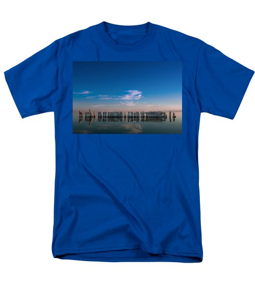 Still Water Men's T-Shirt  (Regular Fit)